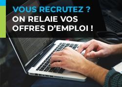 Vous recrutez ? Oise Digitale relaie vos offres d'emploi !